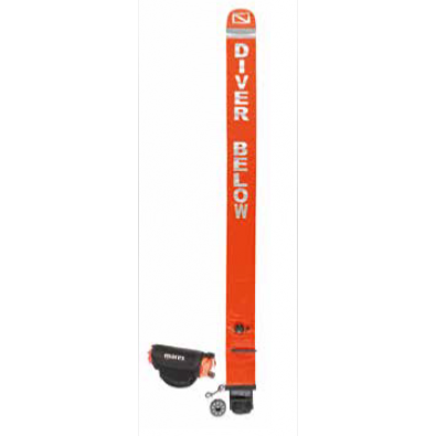 Parachute Diver Marker Buoy-All In One Mares