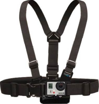 Fixation torse Gopro Chest Mount Harness