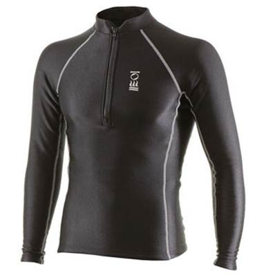 Top Thermocline Zip manches longues Fourth Element Homme