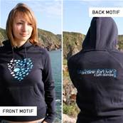 Sweat Fourth Element Underwater Love Hoody Femme