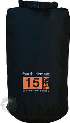 Sac étanche Lightweight Dry Sac 15L Fourth Element