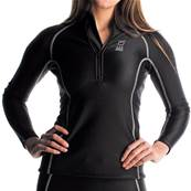 Top Thermocline Zip manches longues Fourth Element Femme