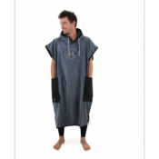 Poncho Classique BUMPY CHARCOAL All-In