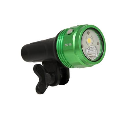 Phare iTorch GS16 Fishlite iDas 1600 lumens