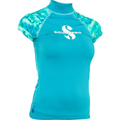 Lycra rash guard Carribean Scubapro UPF 50